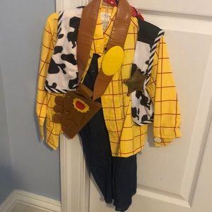 Toy Story costume, Disney's